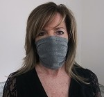 Silverell  Adjustable Mask  / Tie Style