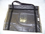 Computer Evidence Capture Bag with Document Holder & Tote Handles