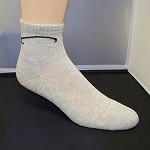 Silverell Athletic Sneaker Sock (Unisex)